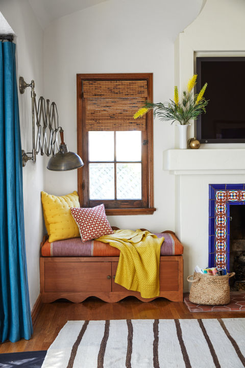 Alyson Jones Colorful Decorating Ideas Decorating With Color