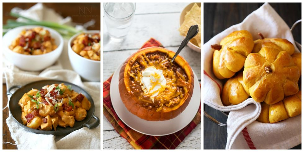 Easy pumpkin recipes uk
