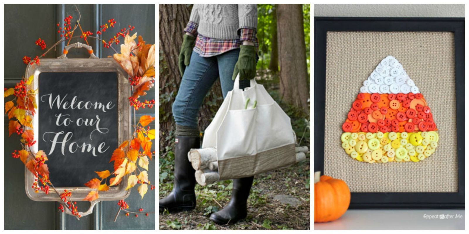 20 fall crafts easy diy ideas for fall for Easy diy fall crafts