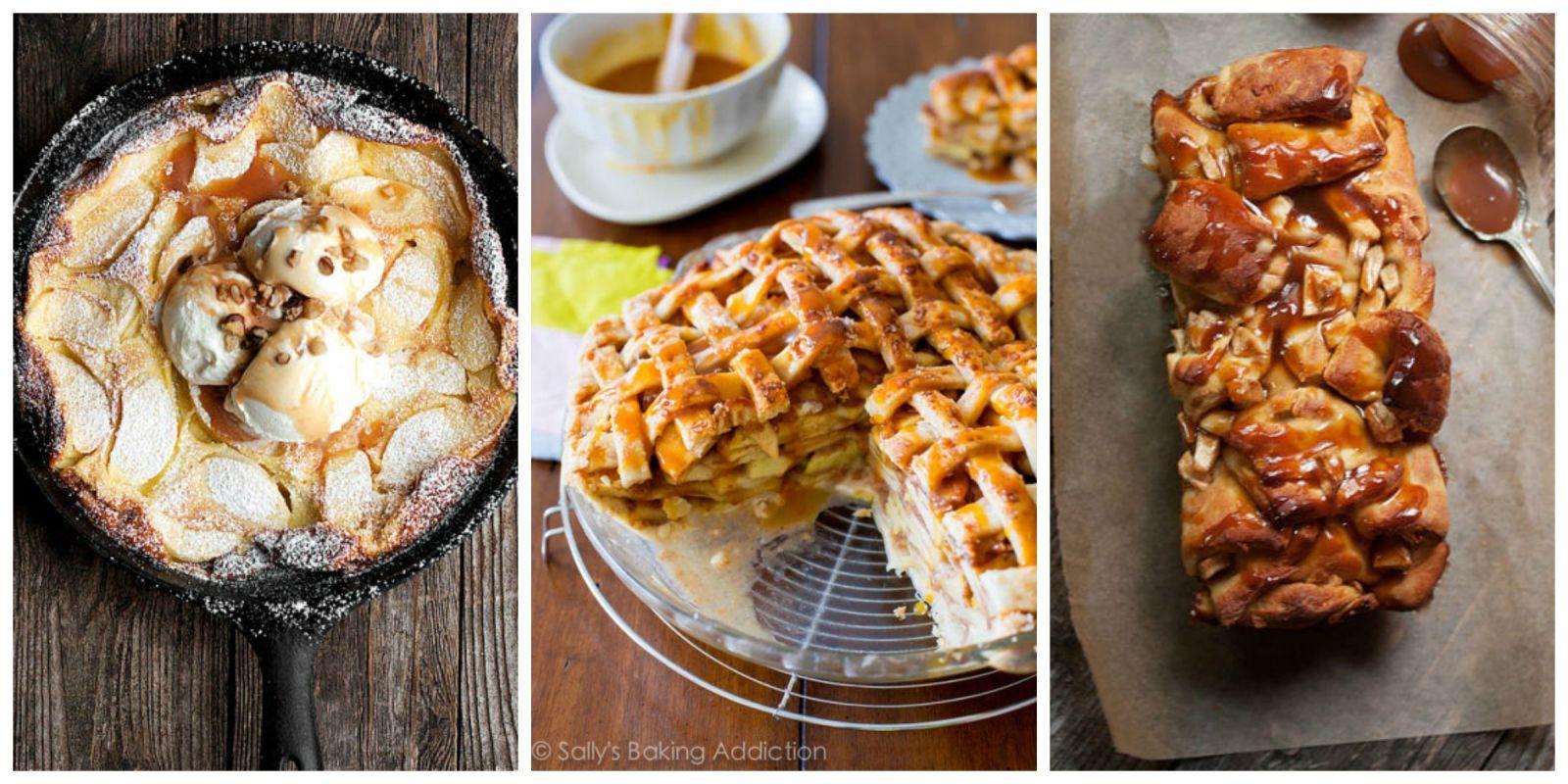 Countryliving Food Drinks G Apple Dessert Recipes