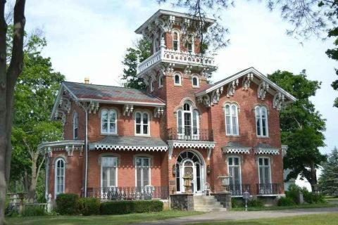 Victorian homes for sale weird real estate listings for Italianate homes for sale