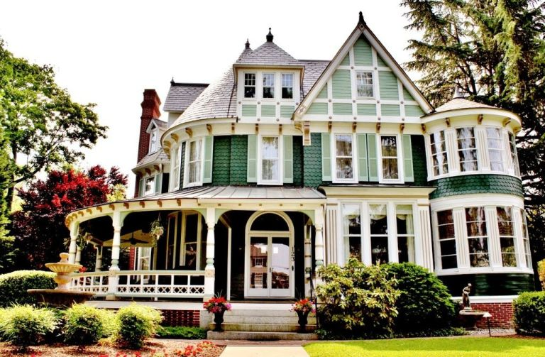 Wonderful Victorian Homes #7: Centreville, Maryland