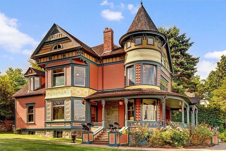 Superior Victorian Homes #2: Seattle, Washington