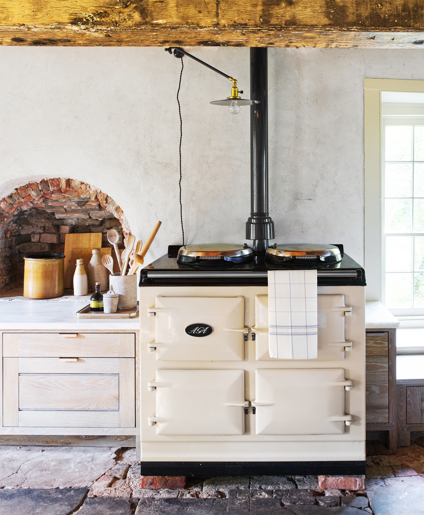Reclaimed Kitchen Decorating Ideas