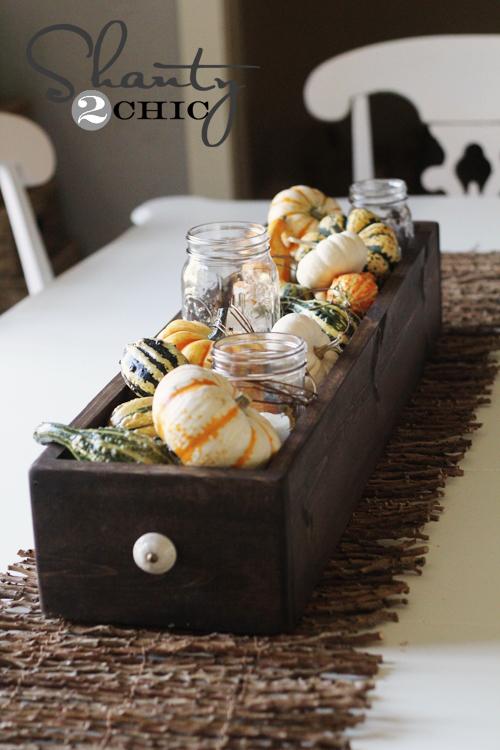 35 fall table centerpieces - autumn centerpiece ideas
