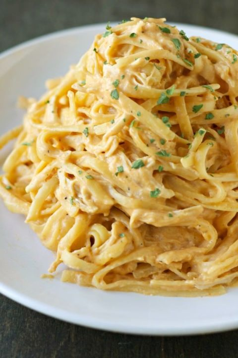 Pasta lovers, beware: One bite of this creamy, indulgent dish and you'll never make pasta the same way again. 