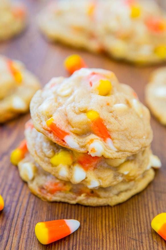 Candy Corn Desserts - Candy Corn Dessert Recipes