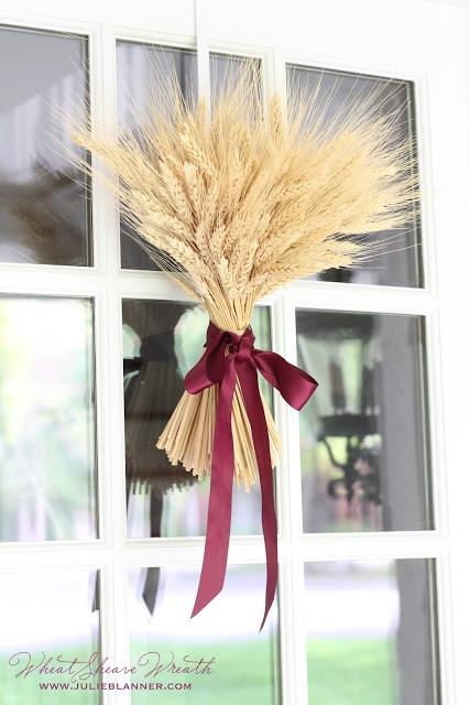 wheat-door-decor