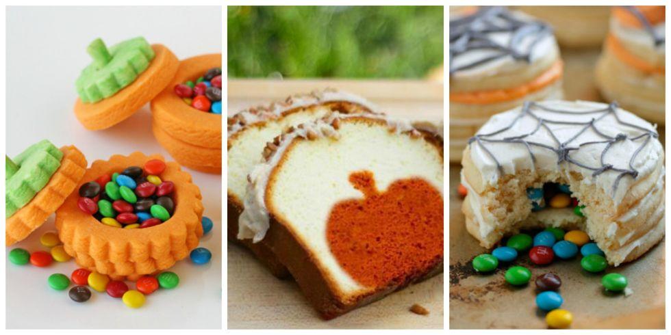20 photos - Dessert Halloween