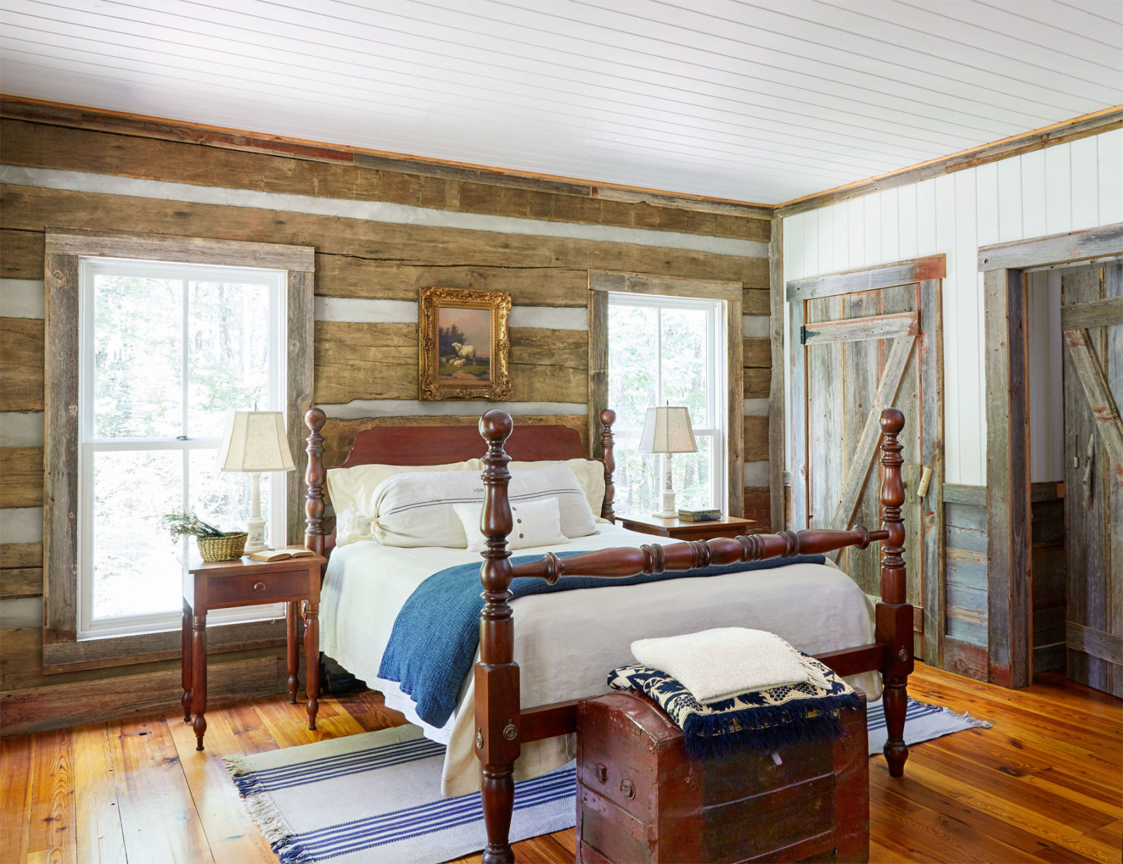32 cozy bedroom ideas how to make your room feel cozy - Country Bedroom Ideas Decorating