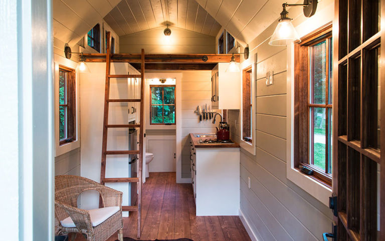 Astonishing Timbercraft Tiny Homes Tiny House That Feels Large Inside Largest Home Design Picture Inspirations Pitcheantrous