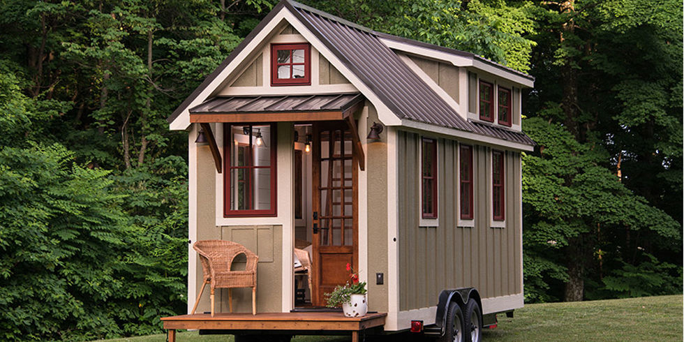 Timbercraft Tiny Homes Tiny House that Feels Large Inside