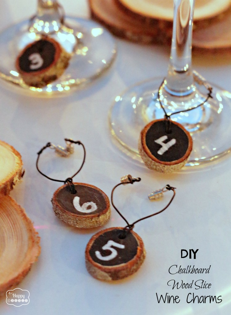 Wood Slice Crafts Rustic Crafts And Decorating Ideas