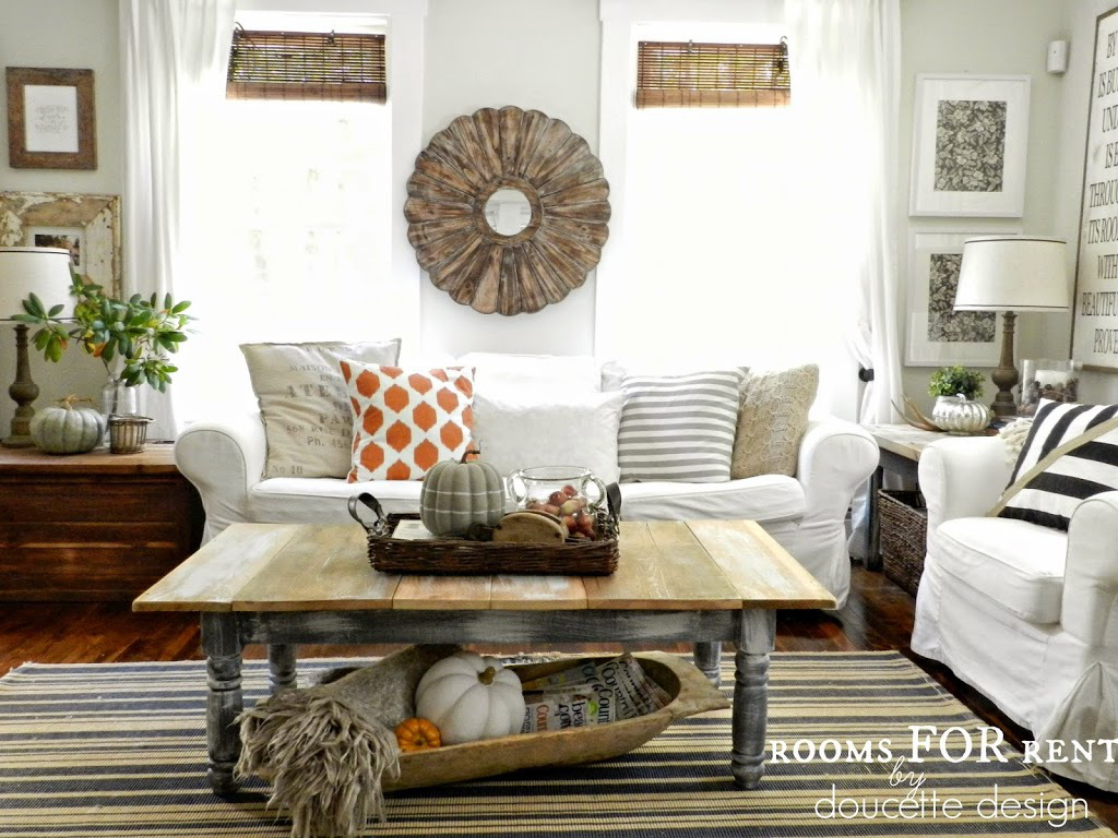 Living Room Fall Living Room Decorating Ideas fall home decor for every room seasonal decorations fall