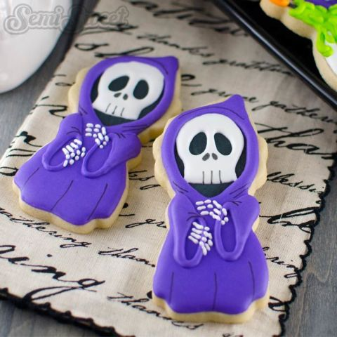 25 Easy Halloween Cookies Recipes Ideas For Cute