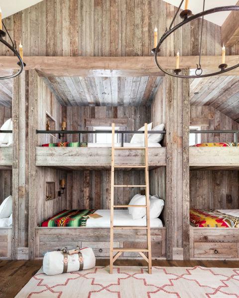 Wyoming Log Cabin Cozy Log Cabin Decorating Ideas