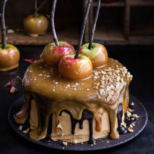 fun and frightful halloween recipes - Cool Halloween Pics