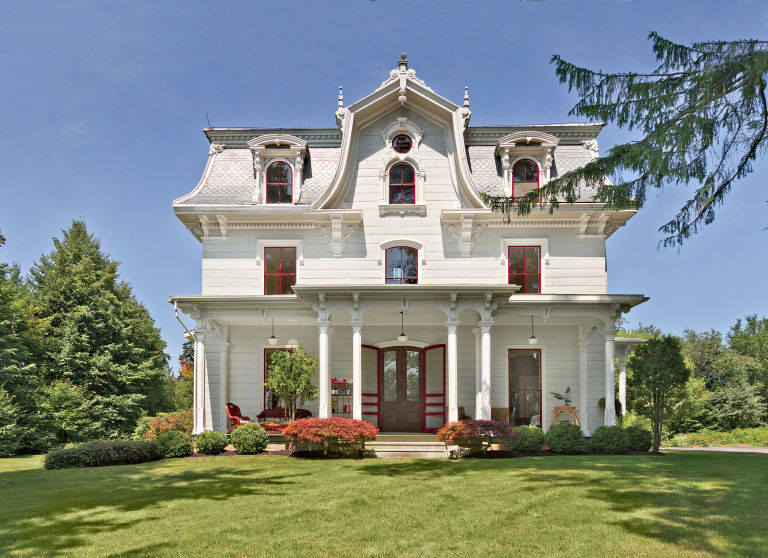 Mansard style homes for sale home design and style for Mansard style homes