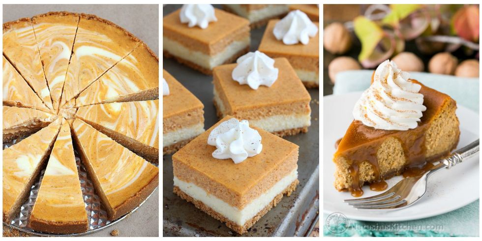 Quick and easy pumpkin cheesecake recipes