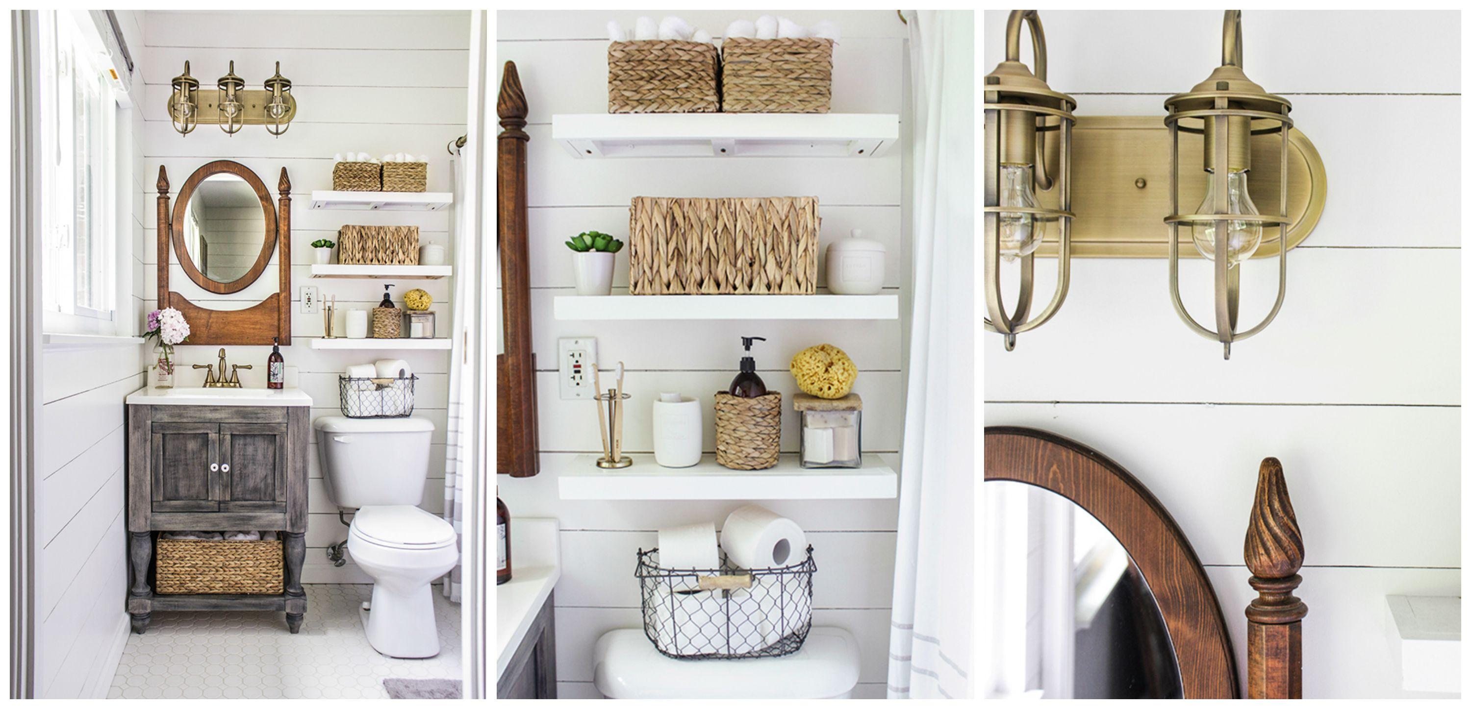 Country Living Bathroom Ideas Ideas
