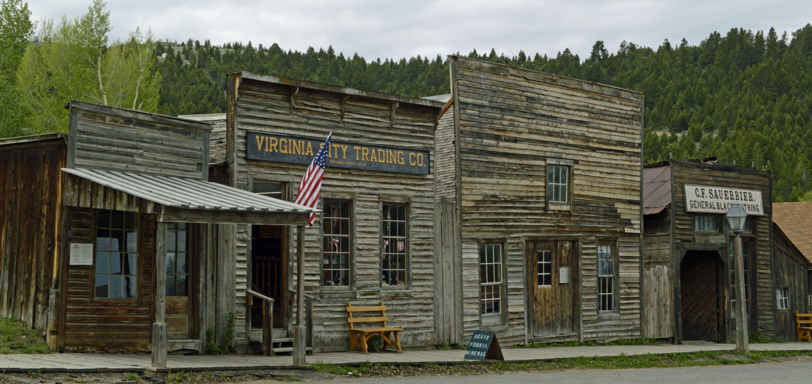 13 Of The Spookiest Ghost Towns In America Most Haunted