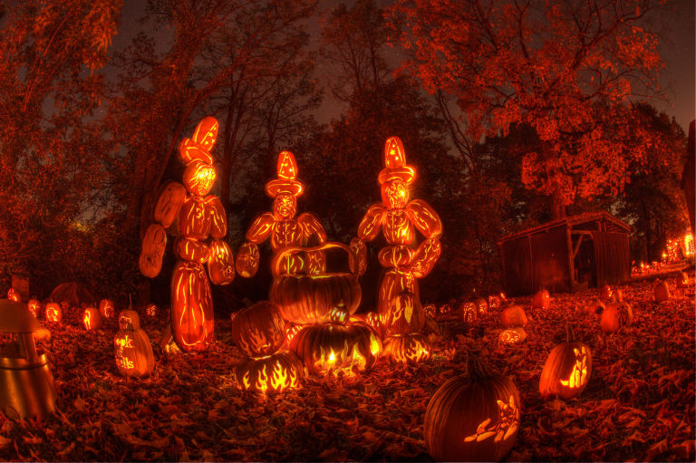 10 the great jack o lantern blaze - Halloween Events In Louisville Ky