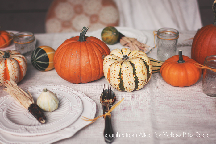 Thanksgiving Table Ideas 40 thanksgiving table settings - thanksgiving tablescapes