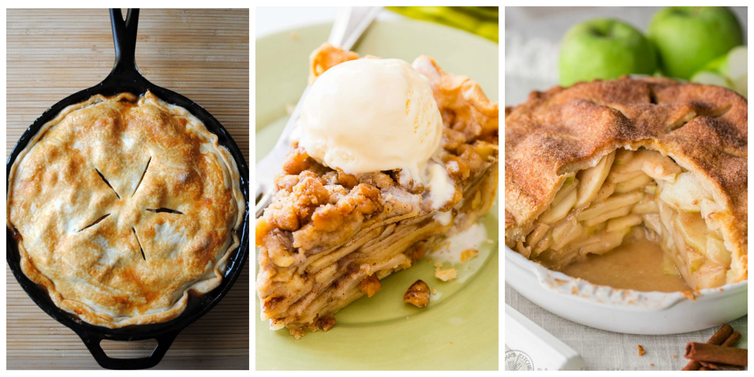 35 best apple pie recipes how to make homemade apple pie for Best ever apple cake country living