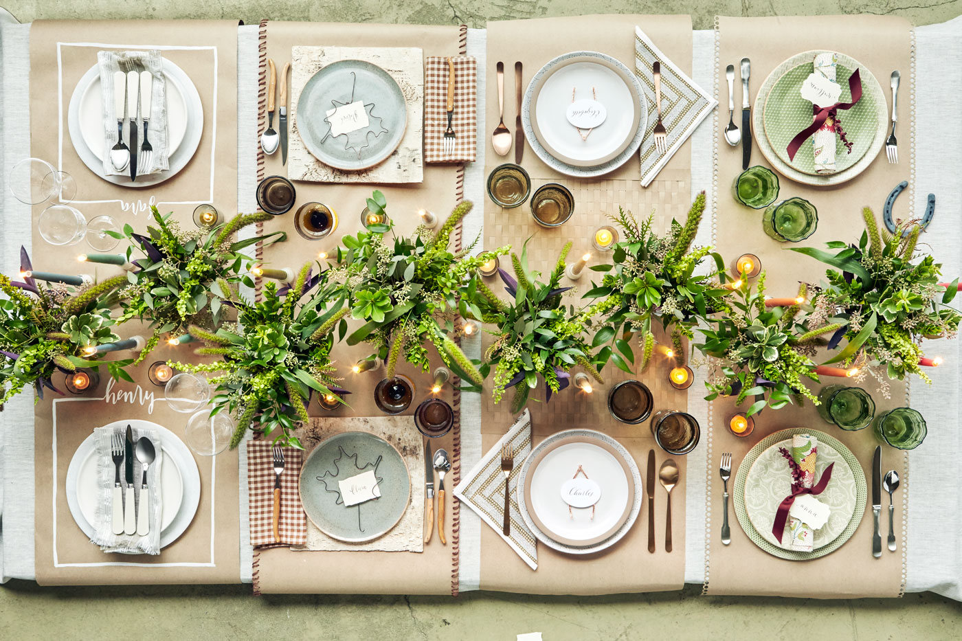 40 Thanksgiving Table Settings Tablescapes