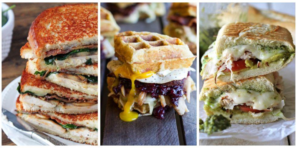 Best turkey sandwich toppings for Thanksgiving turkey sandwich recipe
