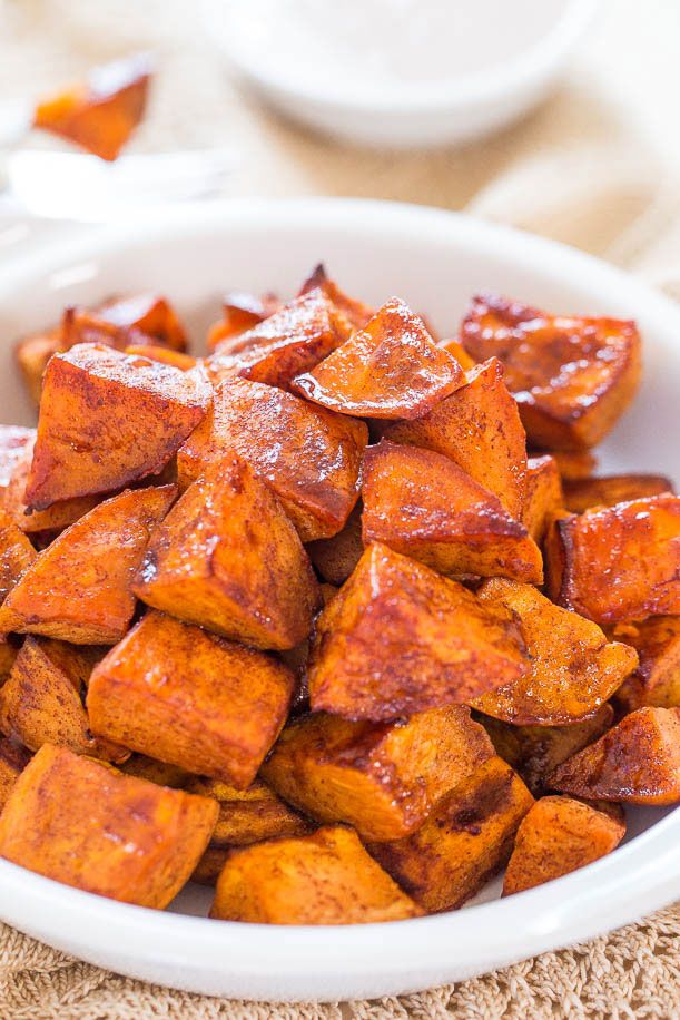 28 Easy Sweet Potato Recipes - Baked, Mashed and Roasted ...