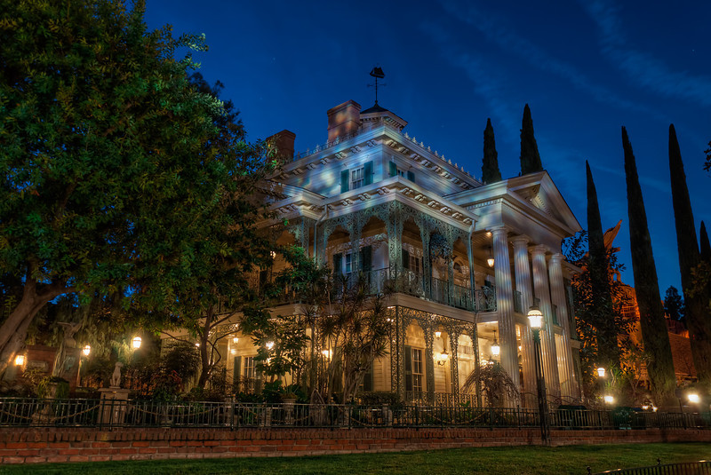 Disney Haunted Mansion Facts Things You Didn T Know