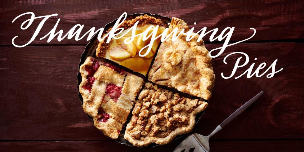 Easy thanksgiving pie recipes