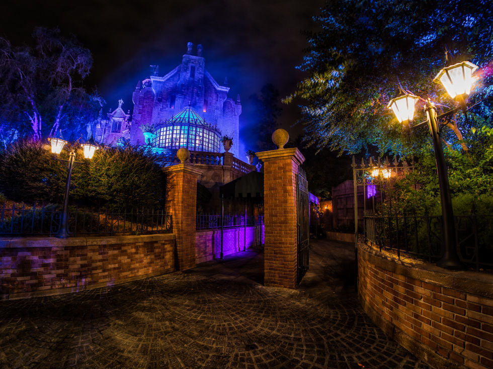 Image result for haunted mansion after party