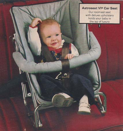 1980 Infant Car Seat >> The evolution of American car seats