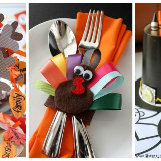 Keep the little ones entertained all day long. Thanksgiving Craft Ideas
