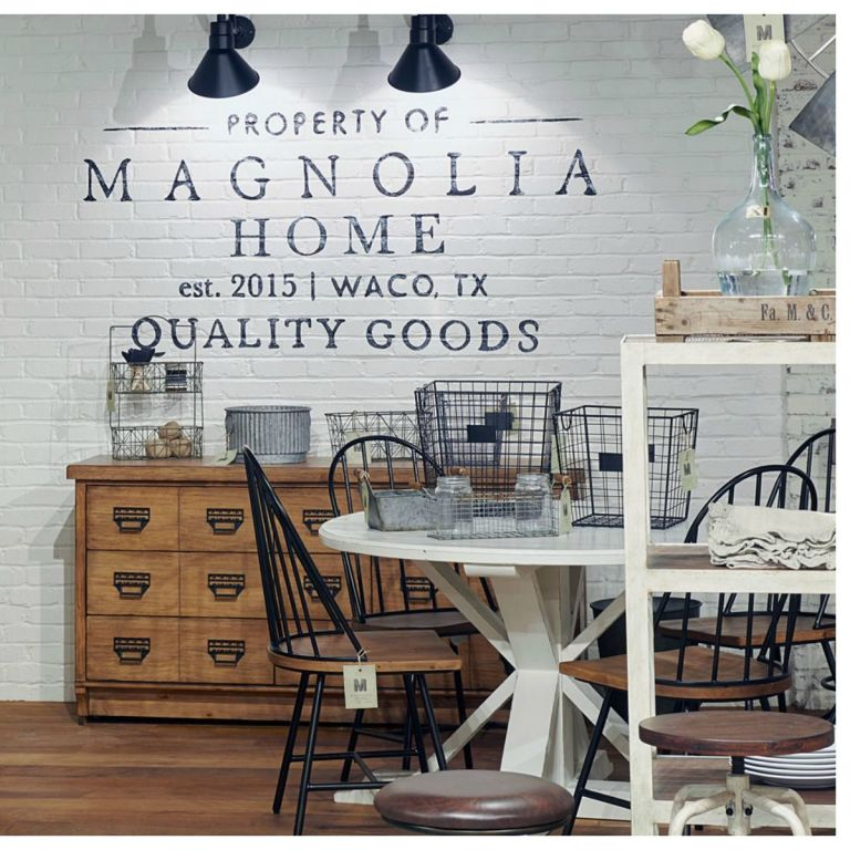 Magnolia Home By Joanna Gaines Joanna Gaines First Home