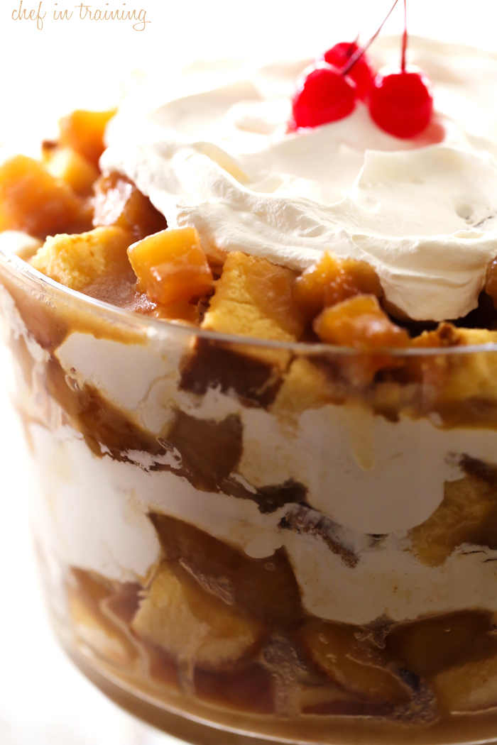 Trifle recipes for Quick and easy trifle dessert recipes