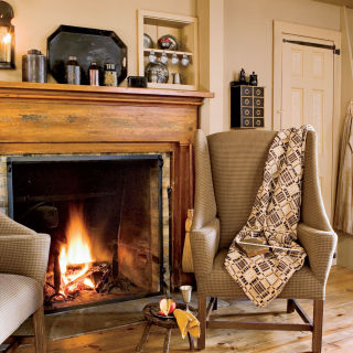 Get Inspired To Re Do Your Living Space With Our Favorite Fireplace Designs  And Mantel