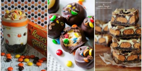 100 Easy Halloween Recipes 2017 Best Halloween Food Ideas
