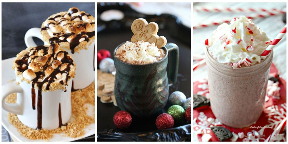 39 Hot Winter Drinks - Easy Recipes for Warm Holiday Drinks