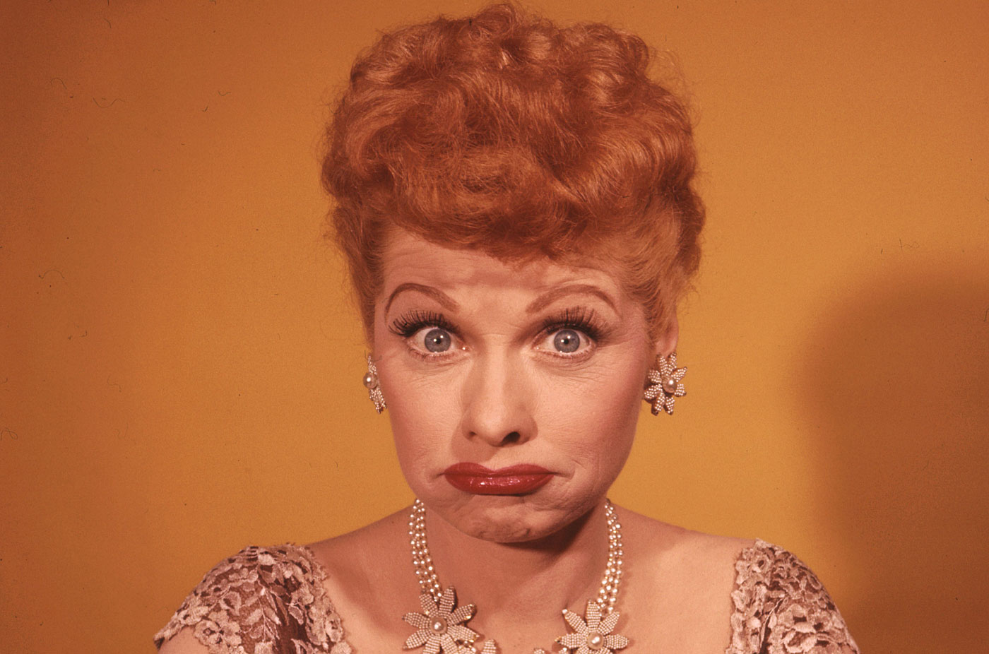 I Love Lucy Christmas Special I Love Lucy Airing In Color