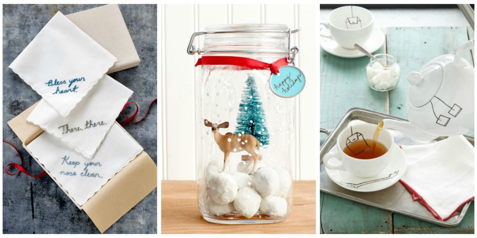Family christmas craft gift ideas