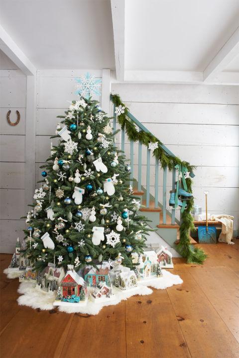 Atemberaubende weihnachtsbaum dekoration ideen for Dekoration ideen