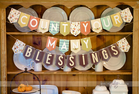 Thanksgiving Sayings Decorating With Thankful Sayings