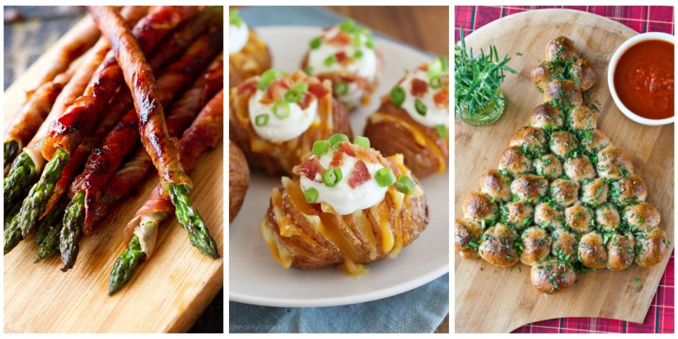 60+ Easy Thanksgiving and Christmas Appetizer Recipes - Best ...