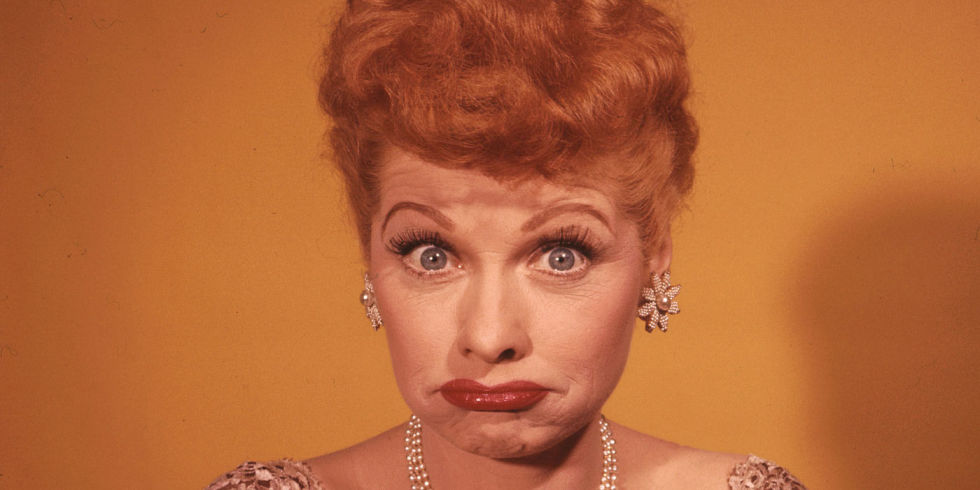 I Love Lucy Christmas Special - I Love Lucy Airing in Color
