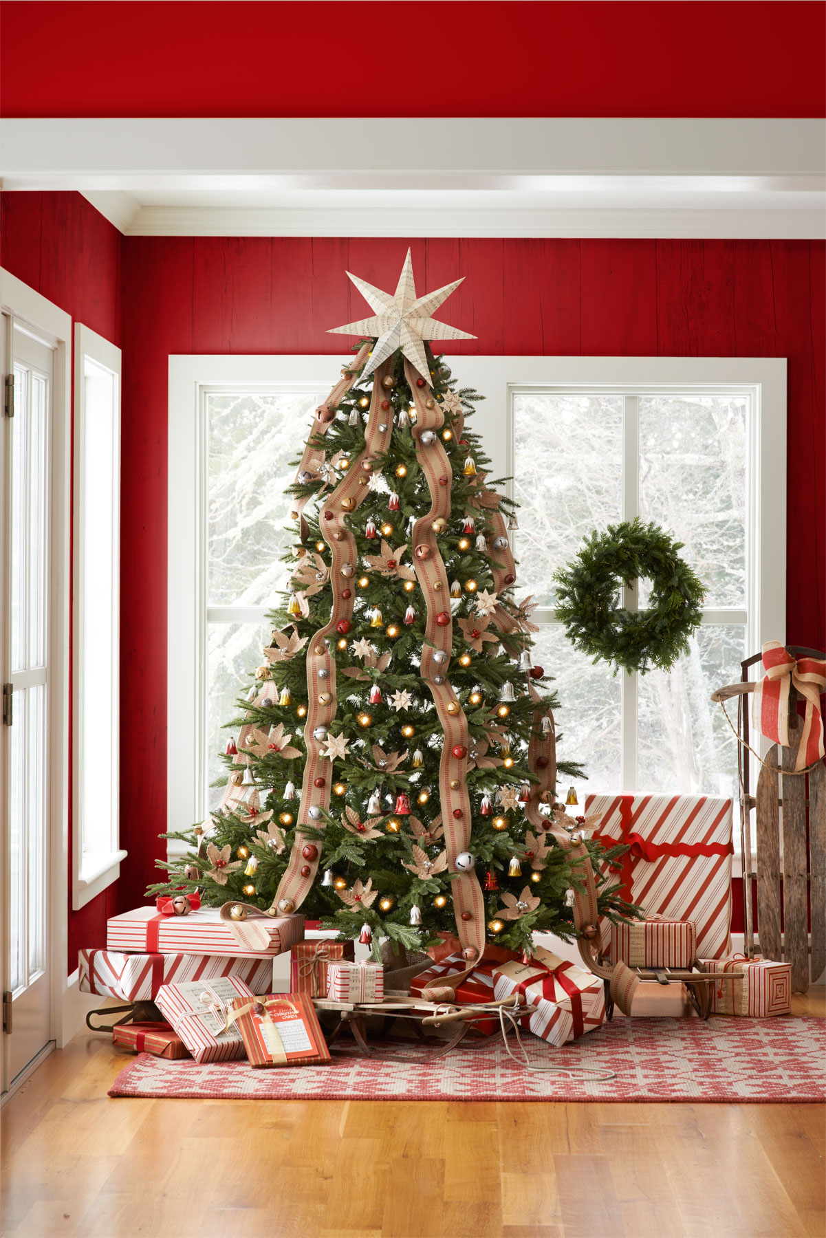 60 best christmas tree decorating ideas how to decorate a christmas tree - Images For Christmas Decorations