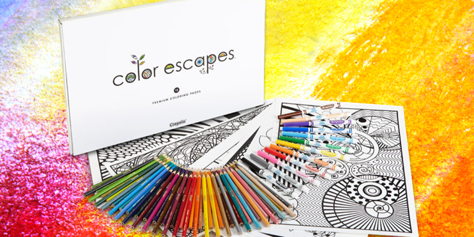 Fact Coloring Can Help Relieve Holiday Stress