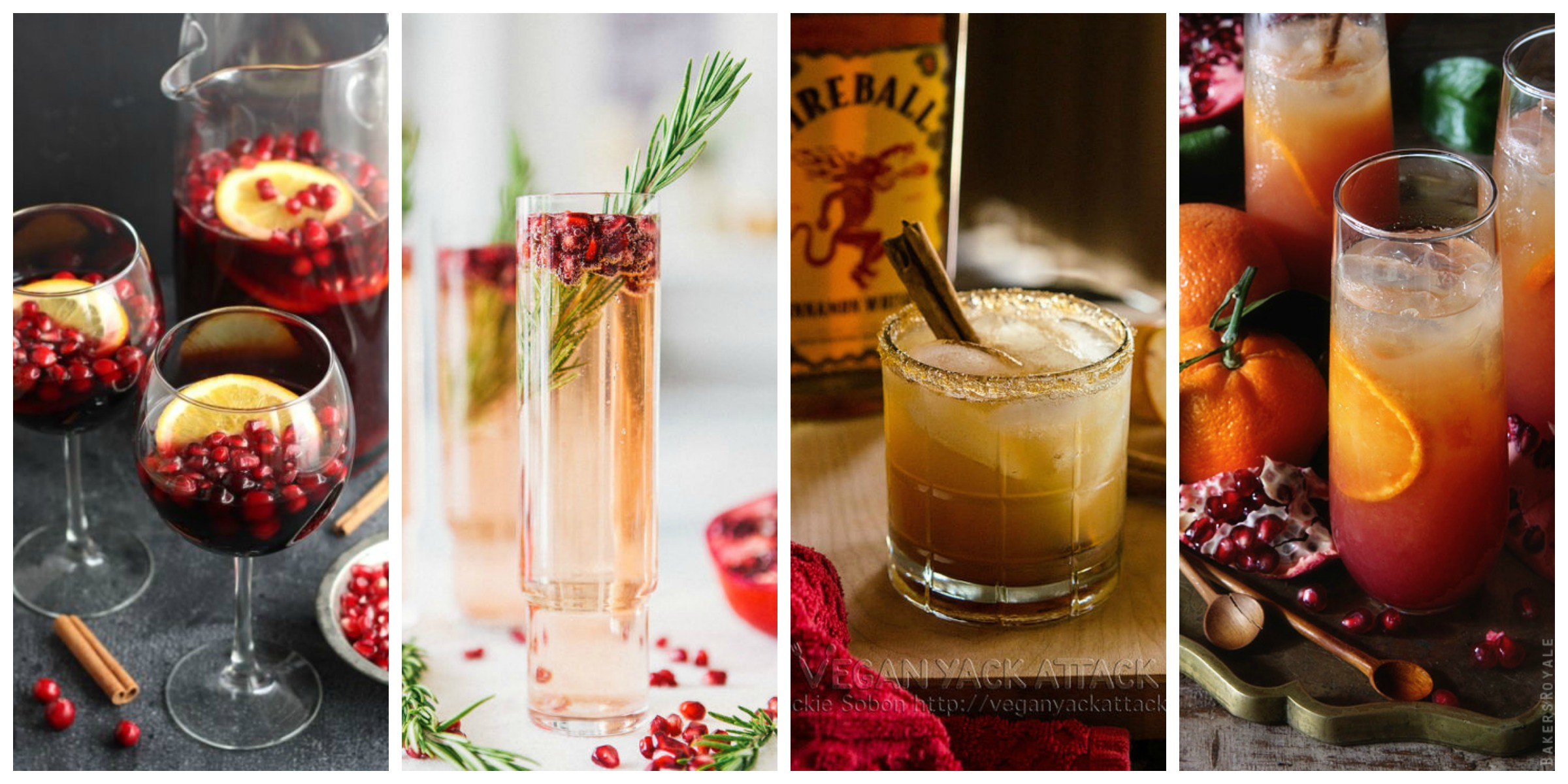 30 Easy Christmas Cocktails Best Recipes For Christmas